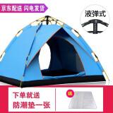 Wind Tour 威迪瑞 0131214 全自动户外帐篷 双人款 129元