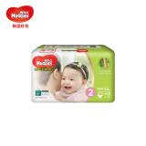 进口超市韩国好奇(Huggies)天然之选纸尿裤S54片4-8kg女宝*3件