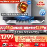 16点:华帝 百得(BEST)E112油烟机 1299元(前2小时)