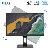 AOC U27P2C 27英寸IPS显示器 (4K、60Hz、65W Type-C) 2249元(需用券)