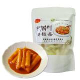 天仙福年糕条辣炒年糕韩国小吃部队锅自带酱包 200g*2 13.9元(需用券)