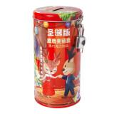 怡浓黑巧麦丽素夹心巧克力朱古力脆心圣诞版存钱罐150g*5件 69.65元(需用券,合13.93元/件)