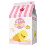 伊威(Eastwes)宝宝零食儿童溶豆添加益生菌萌化了雪果高钙酸奶溶溶豆南瓜味18g(4小分袋) *9件 121.5元(合13.5元/件)