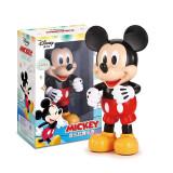 迪士尼(Disney)儿童早教玩具 米奇音乐唱歌跳舞炫舞机器人 男孩女孩生日礼物新年礼物 *3件 128.8元(合42.93元/件)