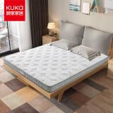 KUKa 顾家家居 进口乳胶邦尼尔弹簧床垫 180*200*14cm 1599元