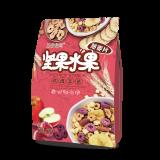 五谷食尚 坚果水果燕麦片 400g *3件 29.7元包邮(多重优惠)