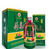 京东PLUS会员:贵州荷花酒 53度白酒整箱6瓶酱香型 170元(需用券)