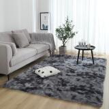 京东PLUS会员、移动专享:要抱抱 丝毛地毯 深灰色 80*200cm