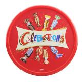 英国进口麦提莎(Maltesers)玛氏Mars什锦夹心巧克力礼盒650g/盒8种口味节庆双11圣诞元旦冬季婚庆喜糖*3件