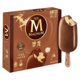 某东PLUS会员、限地区: 和路雪 梦龙 卡布基诺口味 冰淇淋 64g*4支 *4件 21.75