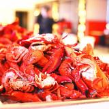 吃货福利:波士顿大龙虾无限量供应!北京富力万丽酒店2大1小自助晚餐 418元/套