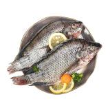 勤富 海南三去罗非鱼(鲷鱼) 1000g 三条装 BAP ASC认证 海鲜水产 *16件 214.36元(合13.4元/件)