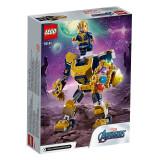 乐高(LEGO)积木超级英雄系列76141灭霸机甲男孩女孩玩具生日礼物成人收藏*3件 166.9元(合55.63元/件)