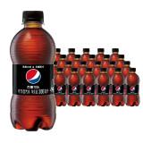 百事可乐 无糖 迷你 小胶瓶 300ml*24瓶 *2件 38.56元(需用券,合19.28元/件)
