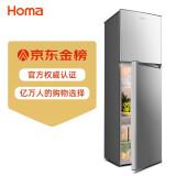 家庭号:Homa 奥马 BCD-170K 双门冰箱