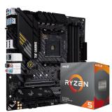 AMD Ryzen 锐龙 R5-3600 盒装CPU处理器 + ASUS 华硕 TUF GAMING B450M-PRO S重炮手主板 板U套装 1539元包邮