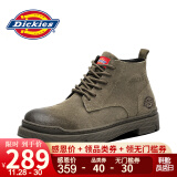 Dickies 帝客 204M50LXS72 真皮英伦风马丁靴