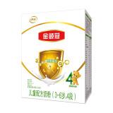 金领冠 经典系列 儿童奶粉 4段 400g 45.08元(需用券)