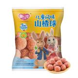 怡达蜜饯果脯雪丽球比得兔儿童风味山楂球22g*5包*17件 72.3元(合4.25元/件)