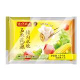 湾仔码头 玉米蔬菜猪肉水饺 1800g *3件 115.7元(需用券,合38.57元/件)
