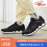 预Mizuno美津浓男鞋缓震WAVEHORIZON4透气慢跑鞋上新J1GC2026黑色/白色44 658元