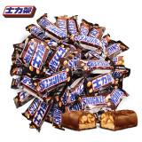SNICKERS 士力架 巧克力 1000g 54.9元包邮(需用券)