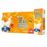 临期品: 伊利 优酸乳 果粒酸奶饮品草莓味黄桃味芒果味 245g*12盒 19.5元包邮(需用券)