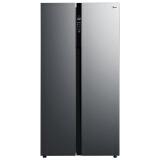 历史低价:Midea 美的 BCD-531WKPZM(E) 风冷无霜 对开门冰箱 531升 3298元包邮