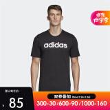 adidas 阿迪达斯 E LIN TEE 男子圆领短T恤 *8件 620元(合77.5元/件)