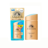 ANESSA 安热沙 金瓶防晒霜 60ml 2018年版 *3件 364.8元包邮包税(双重优惠)