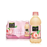 限地区:Minute Maid 美汁源 汁汁桃桃 桃汁饮料 300ml*12瓶 15.9元包邮