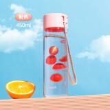 bianli 倍乐 塑料运动水杯 450ml 14.9元包邮(需用券)