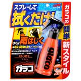 SOFT99 细雾便捷式雨敌玻璃水 汽车玻璃驱水防雨剂 SF-04950 100ml *3件 139.7元(合 46.57元/件)