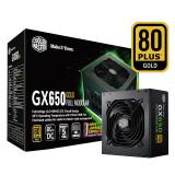 17日0点:COOLERMASTER 酷冷至尊 GX650 金牌全模组电源 额定650W 459元包邮(需用券)