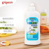 20点开始:Pigeon 贝亲 奶瓶清洗剂 400ml 5.13元(需买9件,共46.16元,需用券)