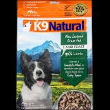 PLUS会员:k9 Natural 冻干羊肉狗粮 500g 158.2元包邮(需用券)
