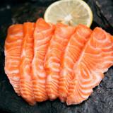 味库(WECOOK)挪威进口冰鲜三文鱼 400g/份 海鲜水产 *2件 108.5元(合54.25元/件)