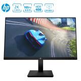 HP 惠普 X27q 27英寸 IPS FreeSync显示器(2560×1440、165Hz、99% sRGB、HDR400) 1969元包邮(需用券)