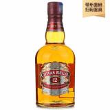 Chivas Regal 芝华士 12年威士忌 40度 500ml *2件