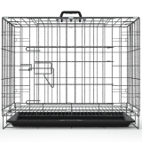 英伦印象 小型宠物笼子E-600L豹纹色(适合体重2~8kg宠物) *3件 153元(合51元/件)