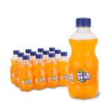 限地区:芬达 Fanta 橙味 汽水 碳酸饮料 300ml*12瓶 *3件 52.36元(需用 券,合 17.45元/件)