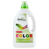 almawin德国进口有机 彩色衣物专用 超浓缩护色固色洗衣液1.5L 59元