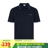 Columbia 哥伦比亚 AE0414 男款POLO衫 189元(包邮,需用券)