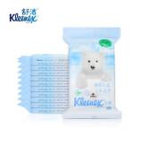 Kleenex 舒洁 杀菌湿纸巾 10片 1.9元(需买5件,共9.5元)