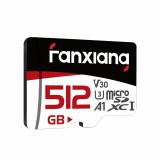 FANXIANG 梵想 TF(MicroSD)存储卡 512GB A1 U3 V30 4K 高度耐用 安防监控内存卡 K1pro 读速90MB/s 360元