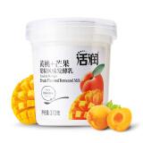 活润 新希望大果粒 黄桃+芒果风味酸奶 370g *32件 129.52元(合4.05元/件)