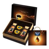 Maxwell House 麦斯威尔 速溶冻干黑咖啡 新年金咖啡礼盒 100g*2瓶 +凑单品 89元(双重优惠) 89.00
