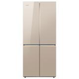KONKA 康佳 BCD-458EBX4S 十字对开门冰箱 458升 1999元包邮