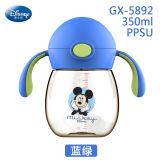 京东PLUS会员:Disney 迪士尼 宝宝水杯 350ml *3件 144.9元包邮(合48.3元/件)
