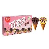 限地区:和路雪 迷你可爱多 黑巧克力芝士蛋糕口味 冰淇淋20g*10支